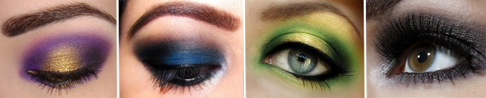 Make-Up-Tips-How-To-Get-Smoky-Eyes-combinations