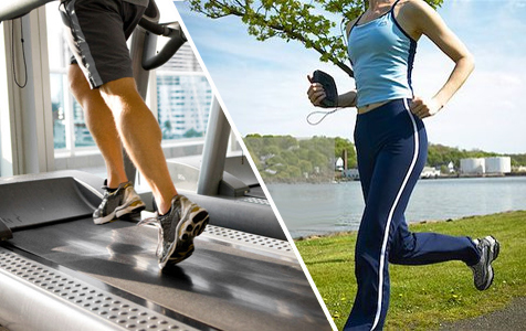 Myths-About-Fitness-running-on-treadmill-running-outdoor