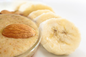 Snacks-You-Can-Munch-On-While-Eating-Healthy--Banana-With-Almond-Butter