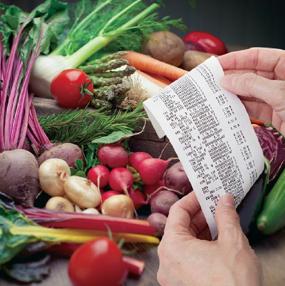 Healthy Eating O N Budget: Tips For Eating Healthy On A Budget