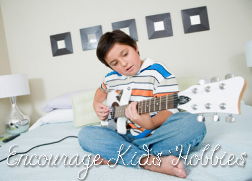 Being-A-Parent-Encourage-Kids-Hobby