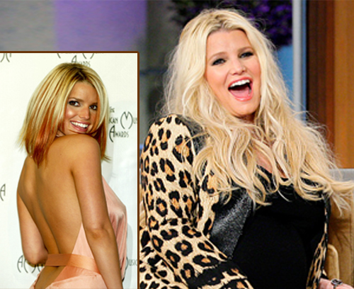 Celebrities'-Yo-Yo-Weight-Loss-Stories-Jessica-Simpson