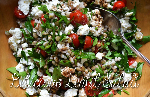 Delicious-Lentil-Salad-recipe-healthe-food
