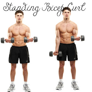 Exercise-To-Tone-Up-Arms--Standing-Bicep-Curl