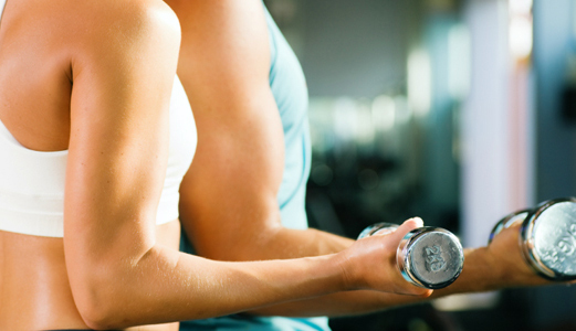 Five Exercises To Tone Up Those Arms