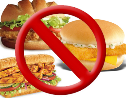 If You Like Healthy Eating, Stay Away From This Fast Food