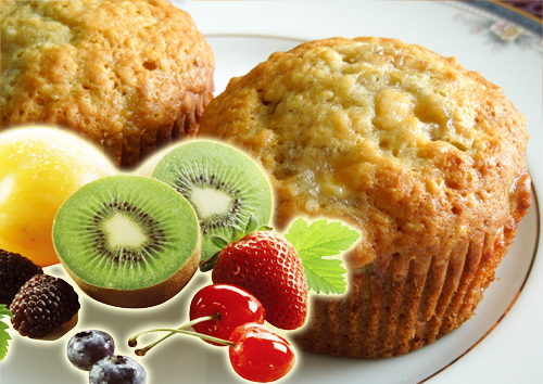 Healthy-Snacks-For-Kids-Banana-Bread-Fruit-Muffins