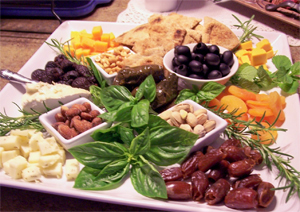 Term-Of-Healthy-Eating--Food-Meant-For-A-Group-platter