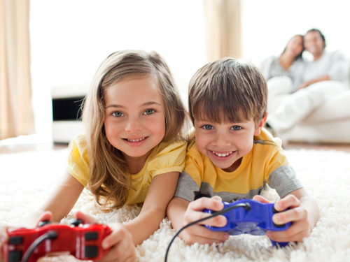 The Benefits Of Video Games : Let Your Child Play!