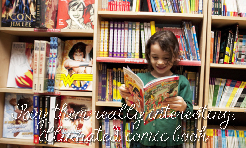 Way-To-Encourage-Your-Kids-To-Read--Comic-Books