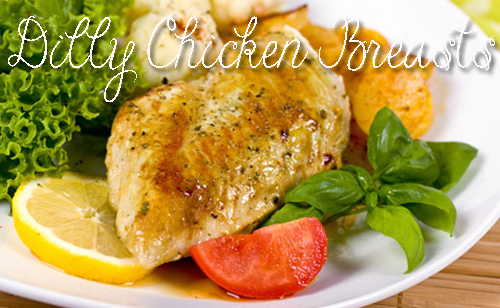 healthy-recipes-Dilly Chicken Breasts
