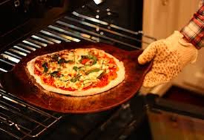 Healthy-Pizza-recipe-in-oven