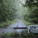 Spookiest-Places-On-Earth-Helltown-Summit-County-Ohio-closed-road