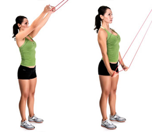 Tone-Up-Arms-Sandwich-Technique-Triceps-Pull-Downs-rope