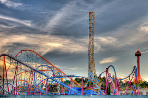 best-roller-coaster--Six-Flags-Magic-Mountain