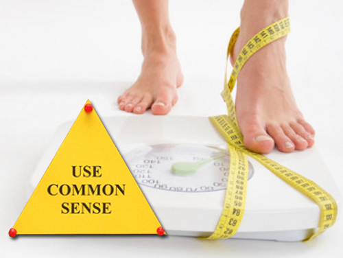 Common Sense Ways To Lose Weight