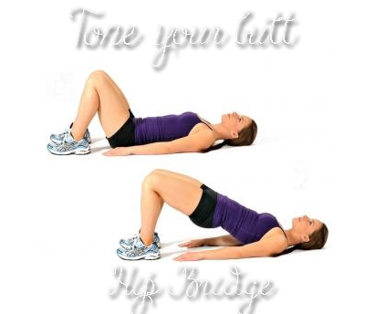 exercise-to-tone-butt-fitness-hip-bridge