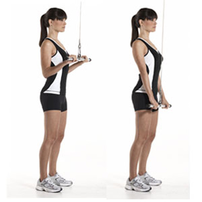 Blast-Your-Triceps-And-Get-Toned-Arms-With-This-Workout-Triceps-Pushdown-With-Bar