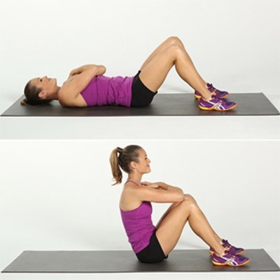 Exercise-To-Strengthen-Core-Sit-Ups