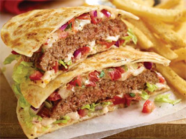 Fast-Food-You-Should-Run-Away-From-Applebee-Quesadilla-Burger