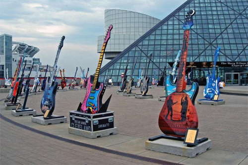 Fun-Museums-In-The-USA-Rock-&-Roll-Hall-Of-Fame-(Cleveland)