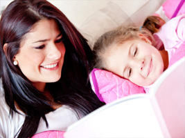 Getting-Your-Child-To-Sleep-Through-The-Night-have-bedtime-routine