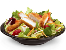 Go-To-McDonalds-And-Still-Eat-Kind-Of-Healthily-Southwest-Salad-With-Grilled-Chicken