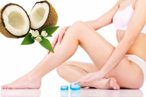 Homemade-Beauty-Products-Based-on-Coconut-Oil-shaving-cream