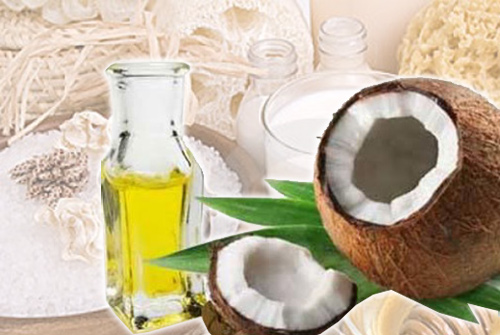 Few Amazing Homemade Beauty Products Based on Coconut Oil