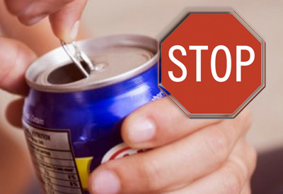 5 Reasons To Stop Drinking Soda