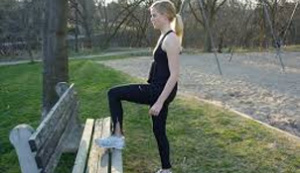 Workout-In-Your-Local-Park-Bench-Steps