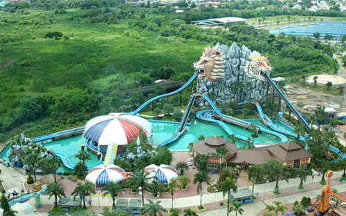 Best-Water-Parks-In-The-World-Siam-Park-Tenerife,-Spain