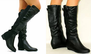 Fall-2014-Shoe-Trends-high-boots-low-heels