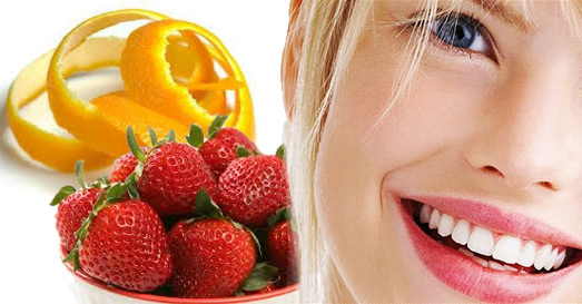 Few Easy Methods to Get Whiter Teeth Naturally
