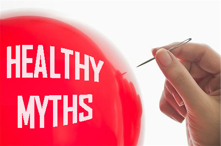 5 Healthy Eating Myths Busted