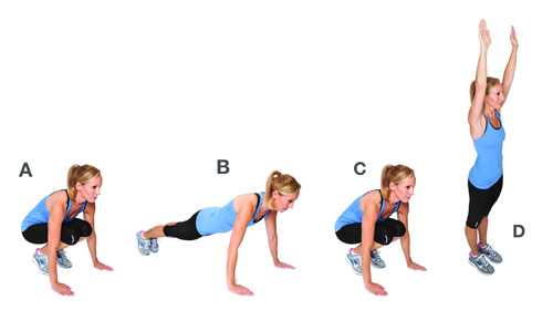 High-Intensity-At-Home-Cardio-Workout-burpees