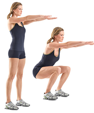 High-Intensity-At-Home-Cardio-Workout-squats