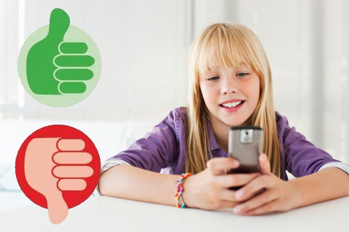 Pros And Cons Of Getting Your Kid A Cell Phone