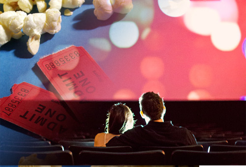 How To Have A Successful Dinner & Movie Date